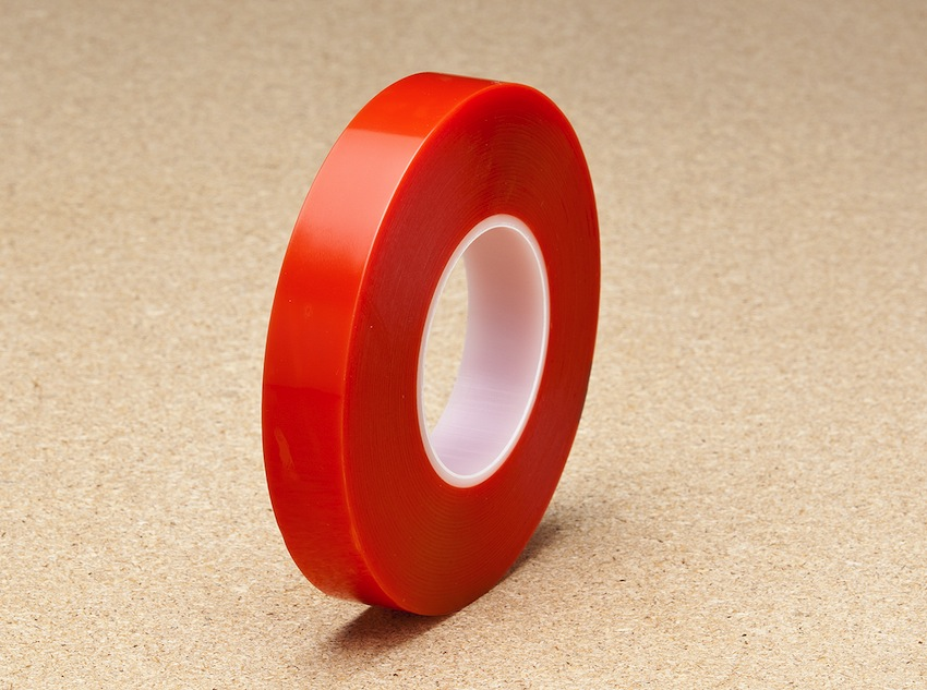 Dm790 Clear Tape Red Liner 160 Skd Tapes Double Sided