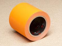 Orange void material
