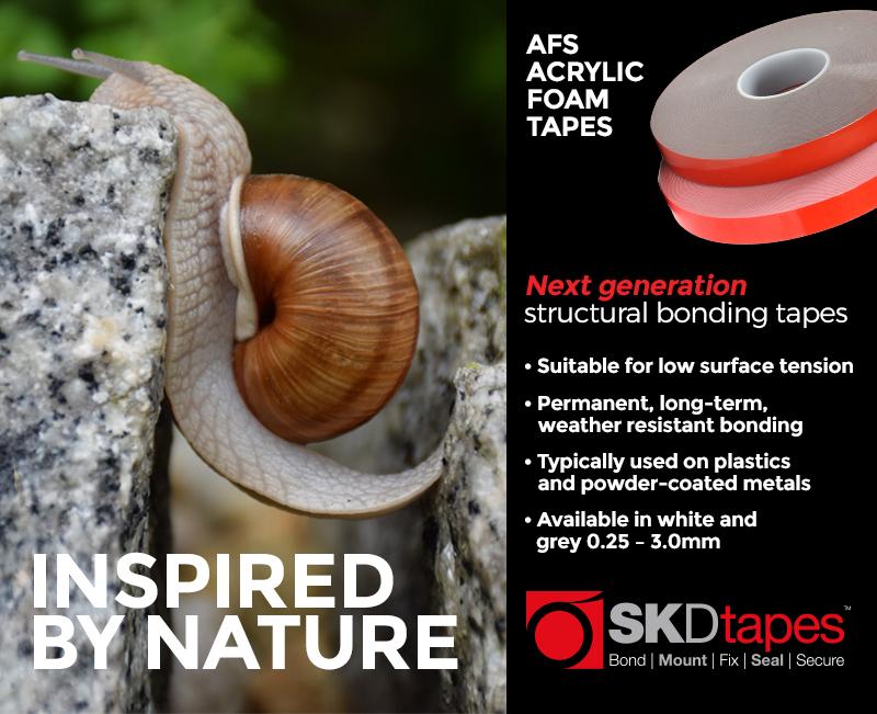 AFS Acrylic bonding